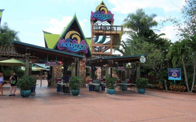 Aquatica: Parque Aquático do SeaWorld