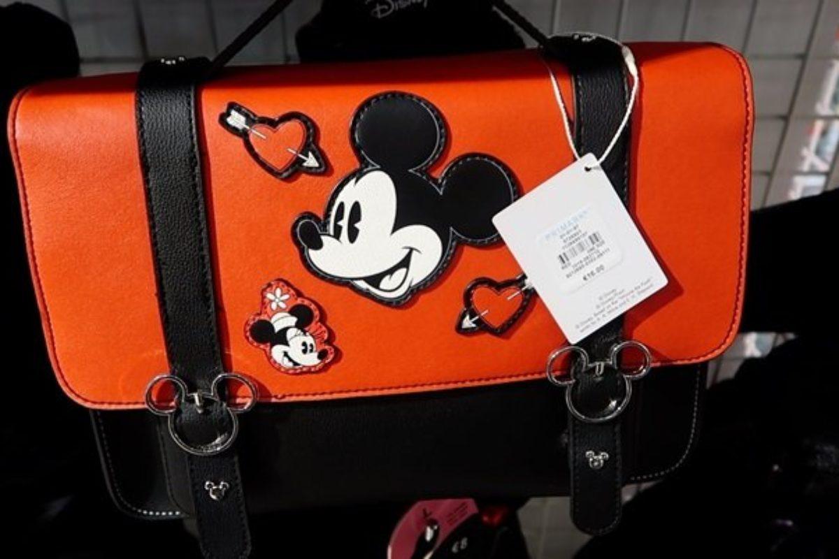 Produtos da Disney na Primark em Paris