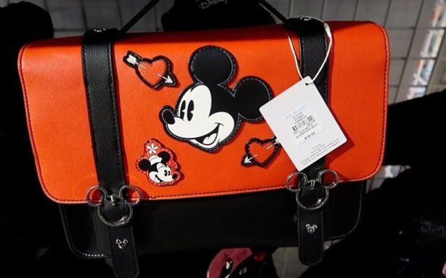 Produtos da Disney na Primark emParis