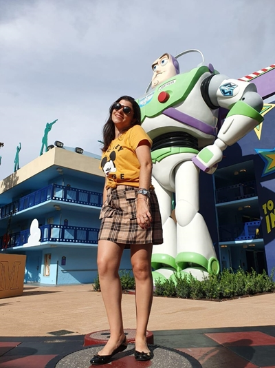 All Star Movies Bloco Toy Story