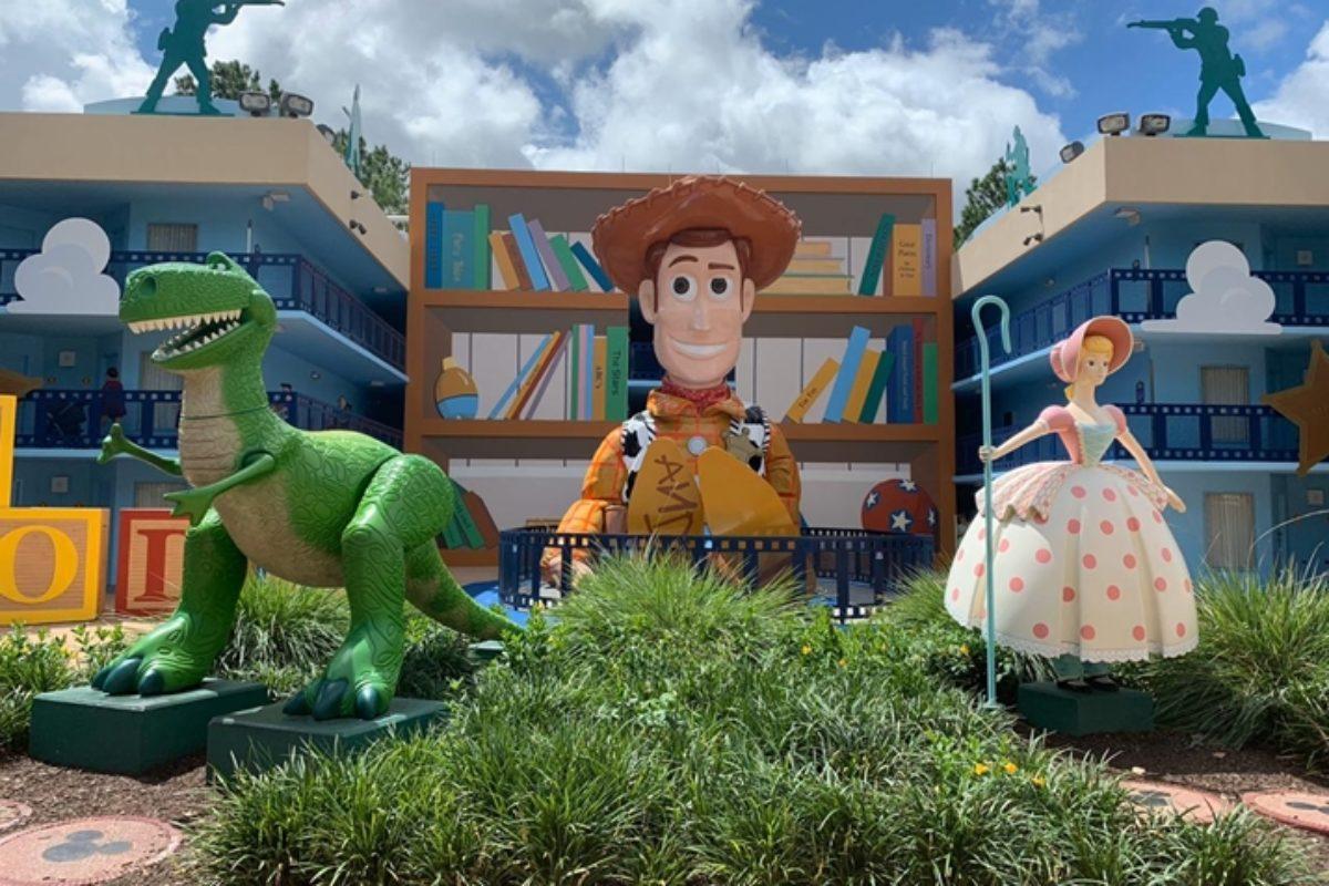 All Star Movies: Resort Econômico da Disney