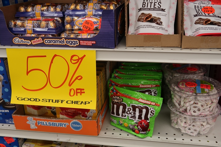 ollie's Bargain Outlet compras