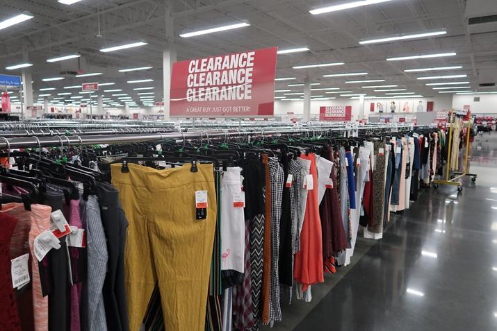 Burlington Orlando roupas