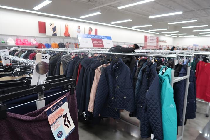 Burlington Orlando onde comprar casacos