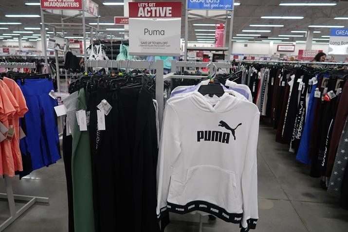 Burlington Orlando marcas