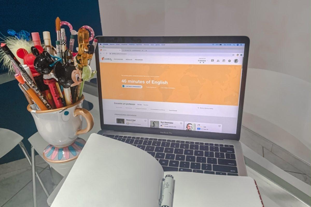 Cambly: aulas de inglês online