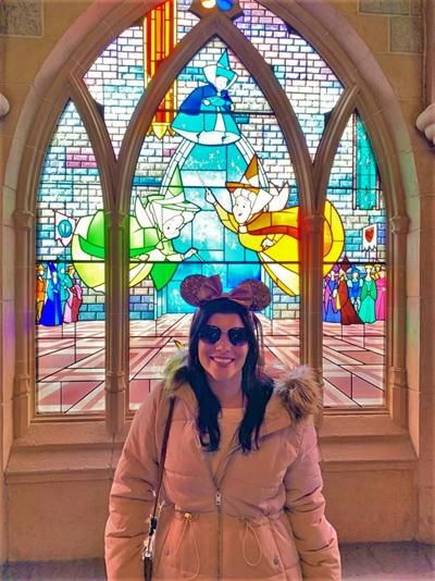 Castelo Disney Paris