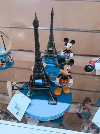 Disney Paris Lojas compras