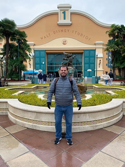 Disneyland Paris walt disney studios