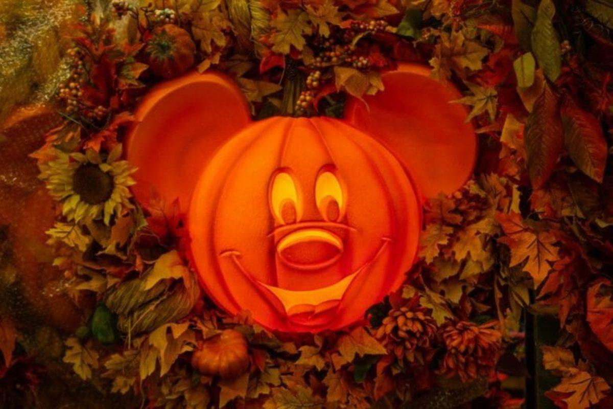 Comemoração de Halloween da Disney em 2020