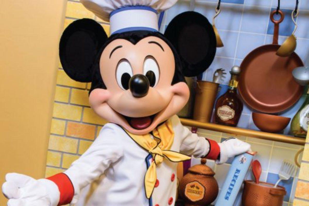 Chef Mickey's volta a ter personagens em Dezembro no café da manhã