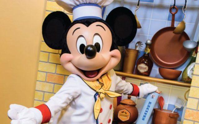 Chef Mickey's volta a ter personagens em Dezembro no café damanhã