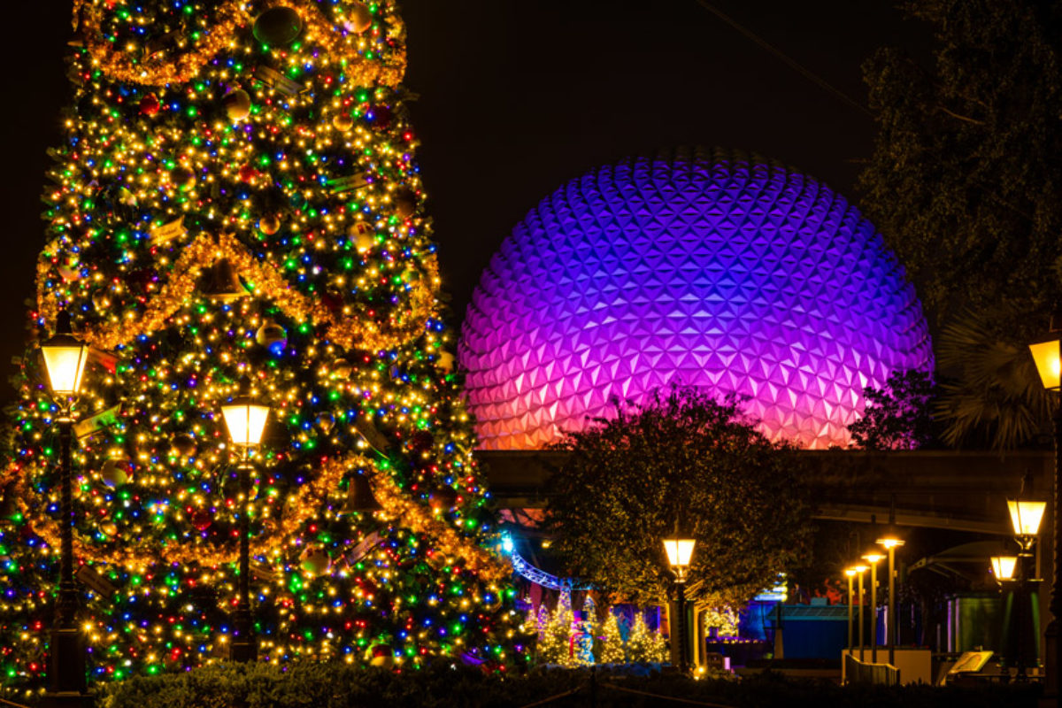 Festival of the Holidays 2020 começa em Novembro noEpcot