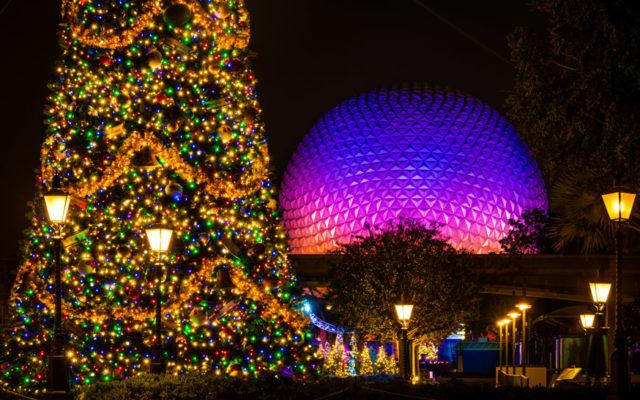 Festival of the Holidays 2020 começa em Novembro no Epcot