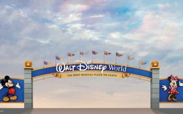 Reforma no Portal do Walt Disney World