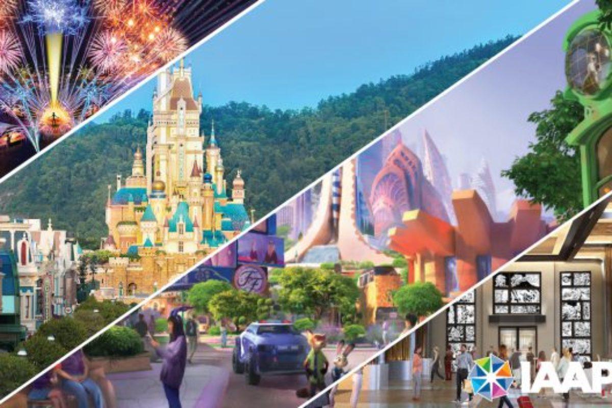 Novidades dos Parques da Disney pelomundo