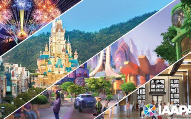 Novidades dos Parques da Disney pelo mundo