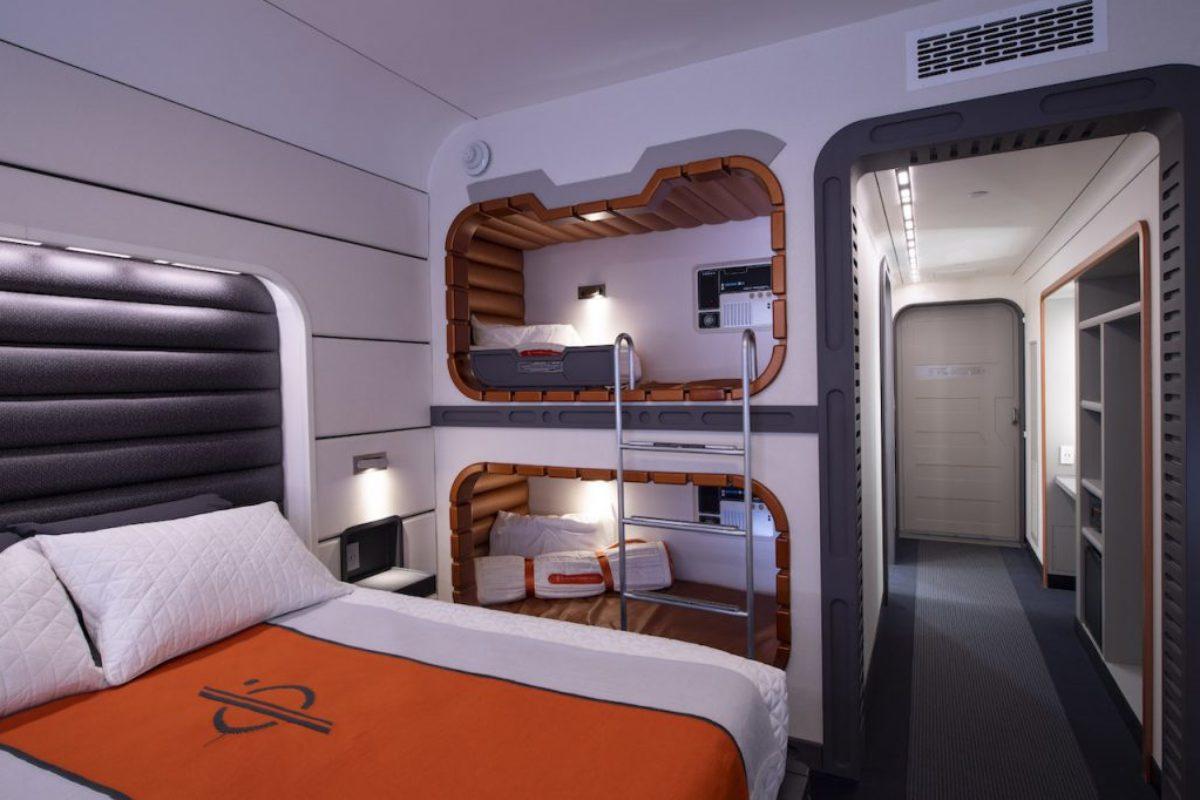 Disney divulga imagens do hotel de StarWars